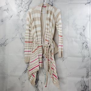 Anthropologie Moth Waterfall Cardigan Sweater